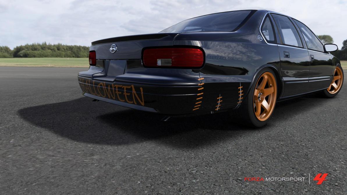 1996 chevy impala ss drift by d31b3r7 on DeviantArt