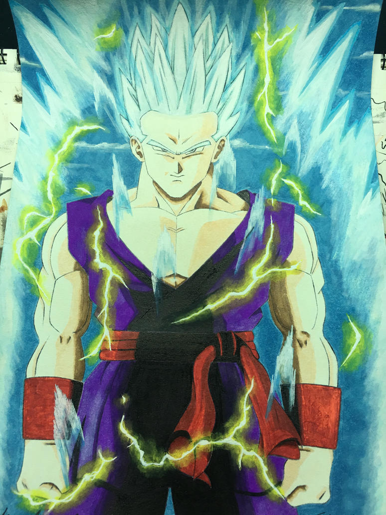 Ultimate Super Saiyan God Super Saiyan Gohan by ...