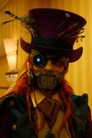 Mad Hatter I by theshyfox