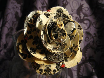 Treasure rose 5 by theshyfox