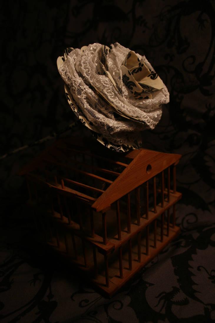 Victorian rose II by theshyfox