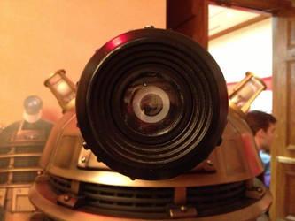 Dalek by theshyfox