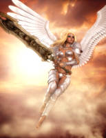 Archangel by CKImagery