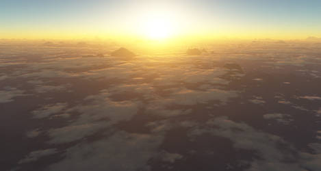 Sunset by MrSquat