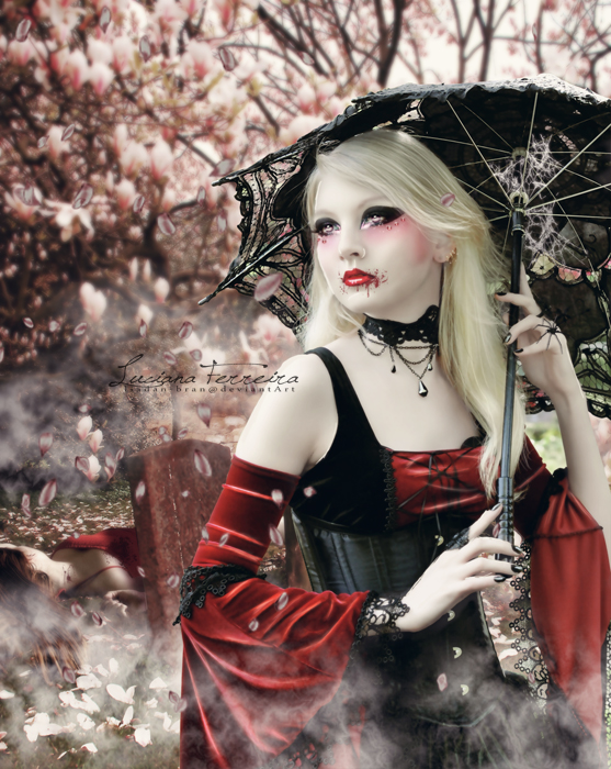 Magnolia Red by liadan-bran