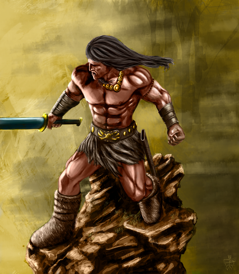 Conan by leseraphin