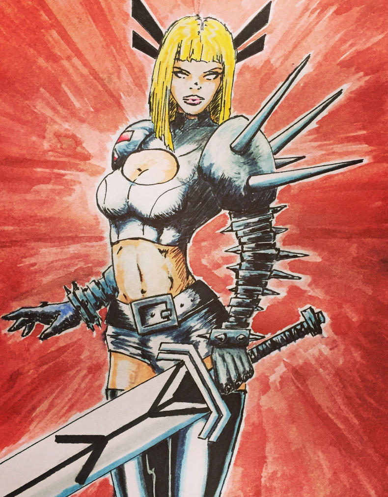 Magik by leseraphin