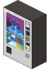 Vending Machine by obnoxiouskez