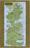 Map of Westeros by elegaer