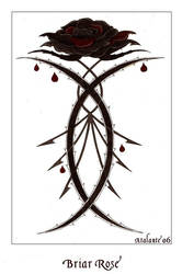 Phedre - Briar Rose by elegaer