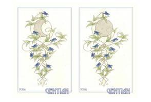 Gentian marque by elegaer