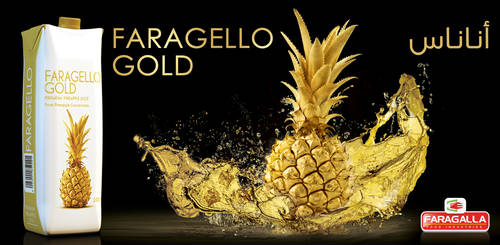 Faragello Gold - Pineapple by remonfayez