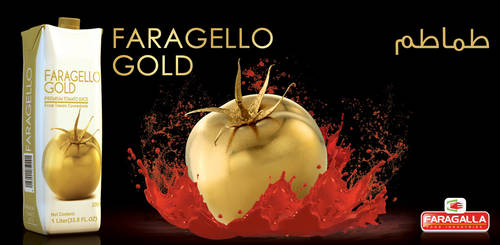 Faragello Gold - Tomato by remonfayez