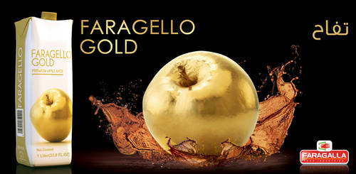 Faragello Gold - Apple by remonfayez