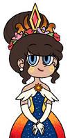 Queen Aurora 1 (my desing)