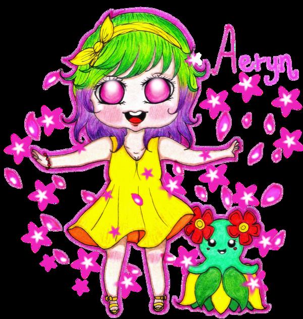 Blossom by maribony