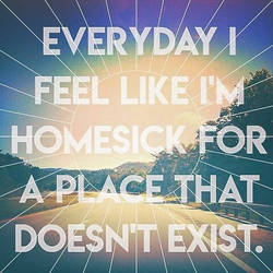 Homesick by The-Exs-And-The-Ohs