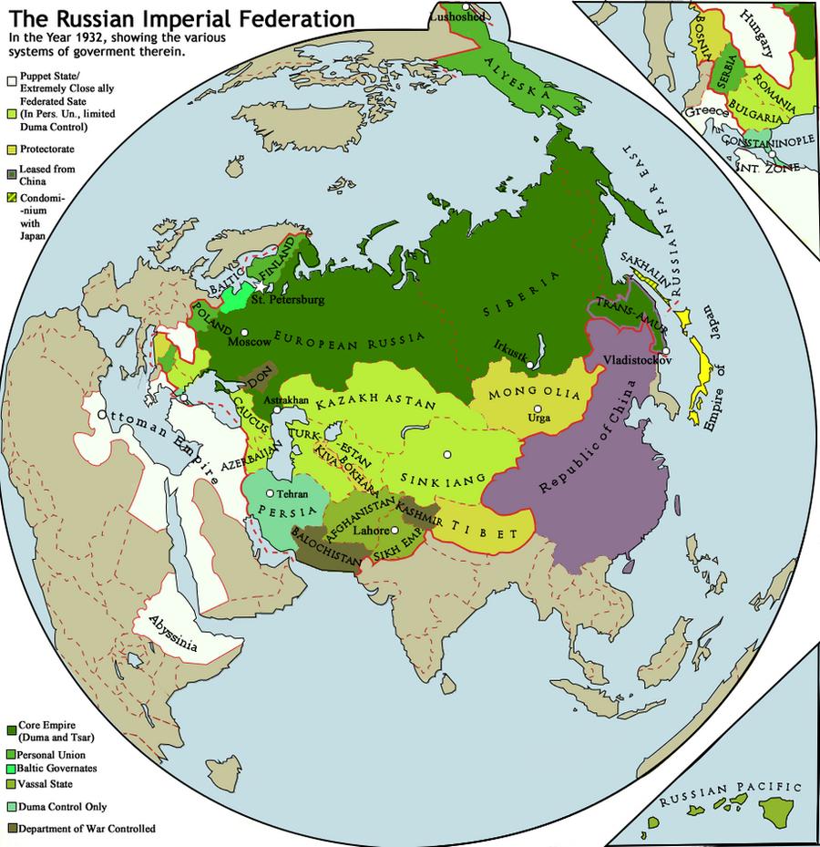 Maximum Imperial Russia by Ammonoidea