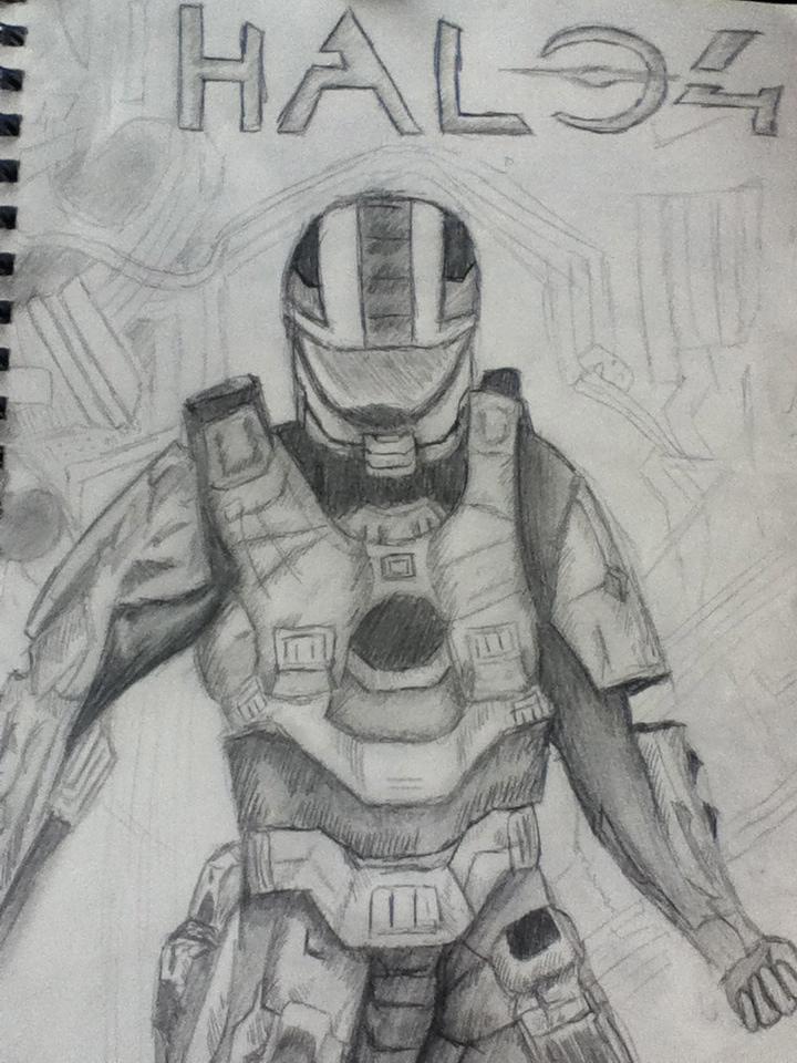 Halo 4 by Nightishowl