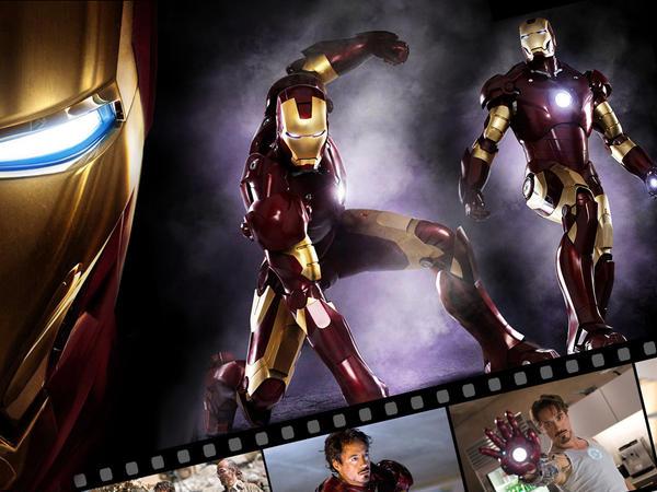Iron Man Wallpaper by Trabzity