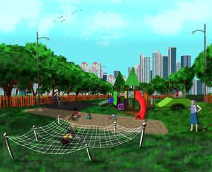 Playground by AlexCGarcia