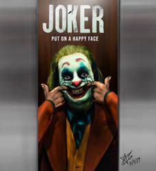 Joker by AlexCGarcia