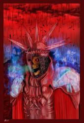 Death Knight by AlexCGarcia