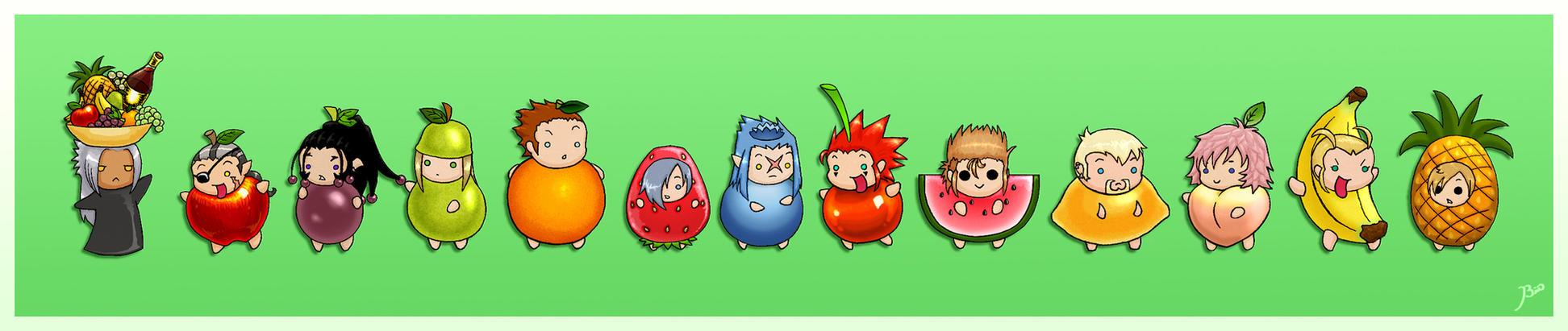 Organization Fruity by Biigurutwin