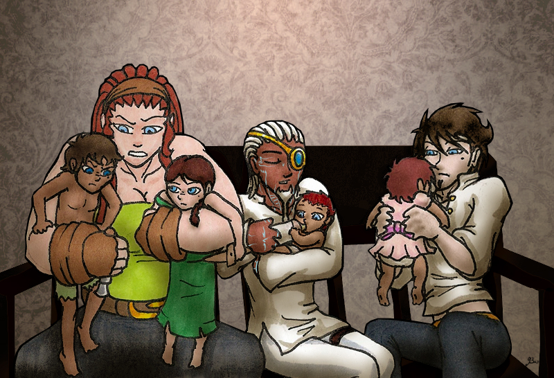 fable 2 family