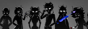 Midnight Crew Trolls