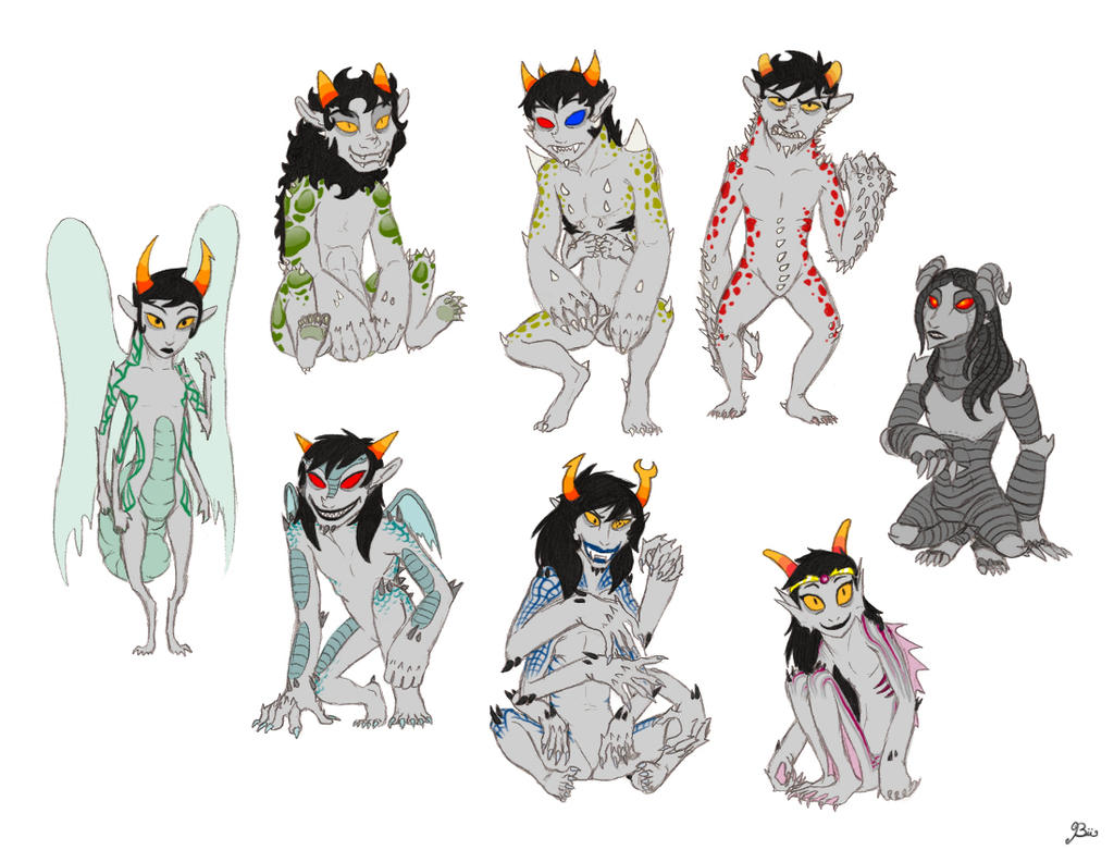 Troll Culture Homestuck  Works  Archive of Our Own