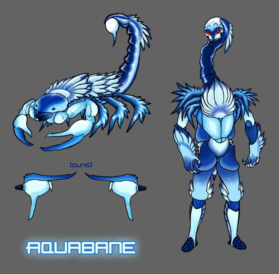 Fuzor: Aquabane by Biigurutwin