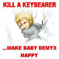 Why kill a keybearer?... by Biigurutwin