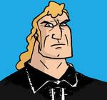 Brock Samson bust