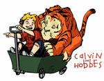 Celestial4ever's CalvinHobbes
