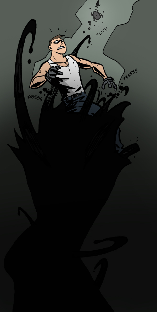 BpB ShadowBeast ATTACK by mattcrap