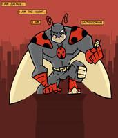 HERO CORP- LadyBirdman BULK by mattcrap