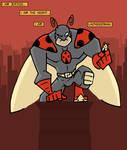 HERO CORP- LadyBirdman BULK