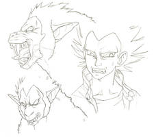 DB sketches by Lady-Valiant