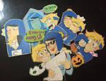 Creek stickers