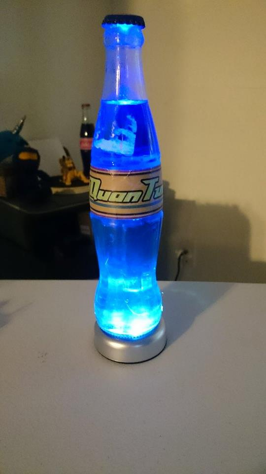 Glowing Nuka Cola Quantum By ScareTheCrow ...