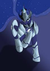 Armored Luna by Black-Fencer