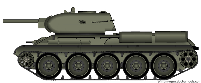 T-34-76_1 by T0RYU