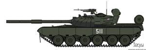 T-80U by T0RYU