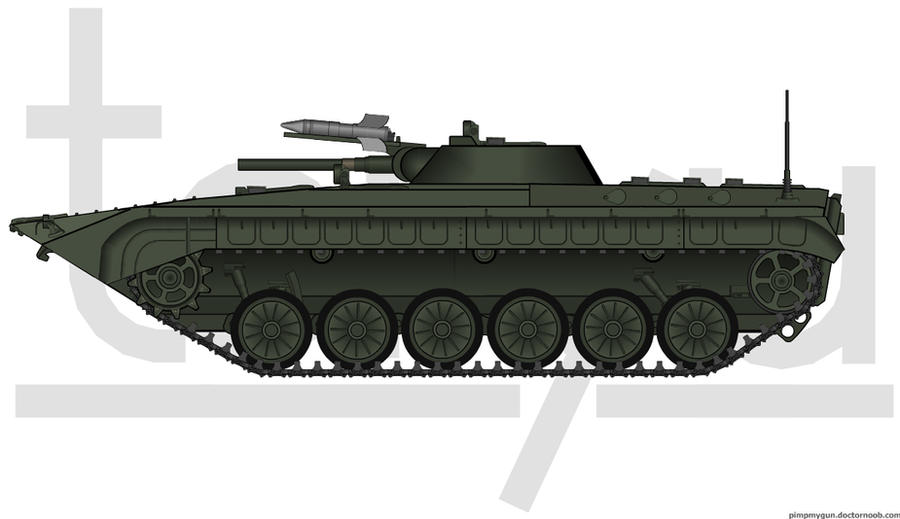 BMP-1 by T0RYU