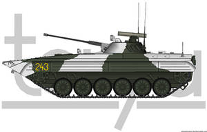 BMP-2 by T0RYU