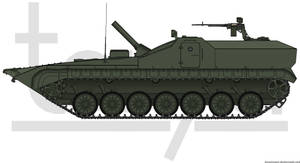 120mm ShM 'PRAM-S' by T0RYU