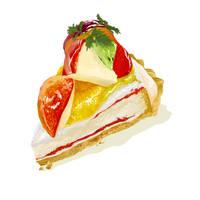Fruits Tart by kkzt
