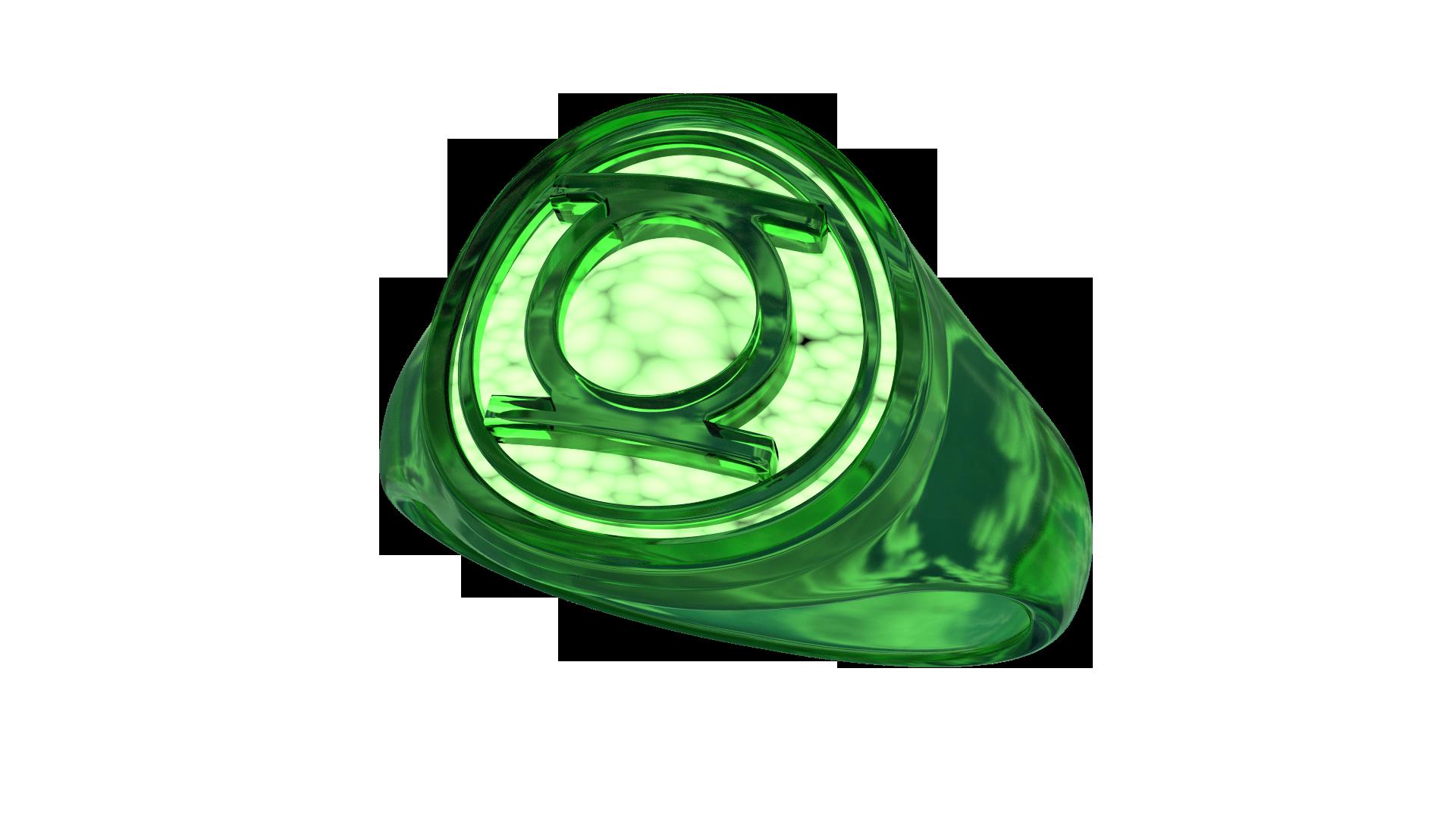 Green Lantern Ring Green Lantern R...