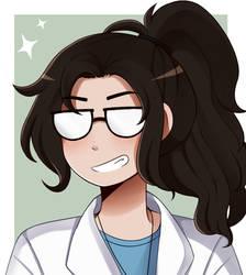 Dr Rosenkranz by bun-niii